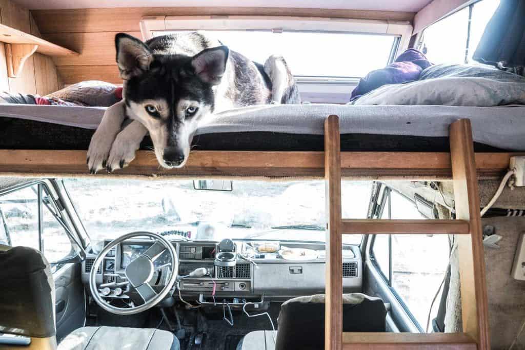 Loft-in-an-RV