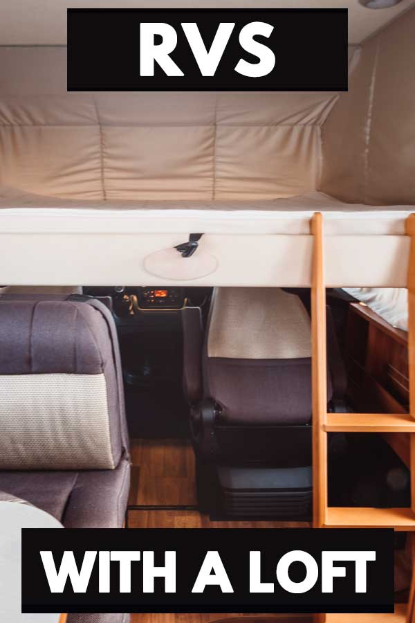 RVs with a Loft