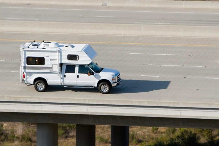 Truck Campers with Electric Jacks (Including 9 examples)