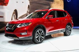 Does the Nissan Rogue Have 3rd Row Seating?