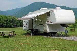 RV's with Porch or Patio [Including 5 Examples]