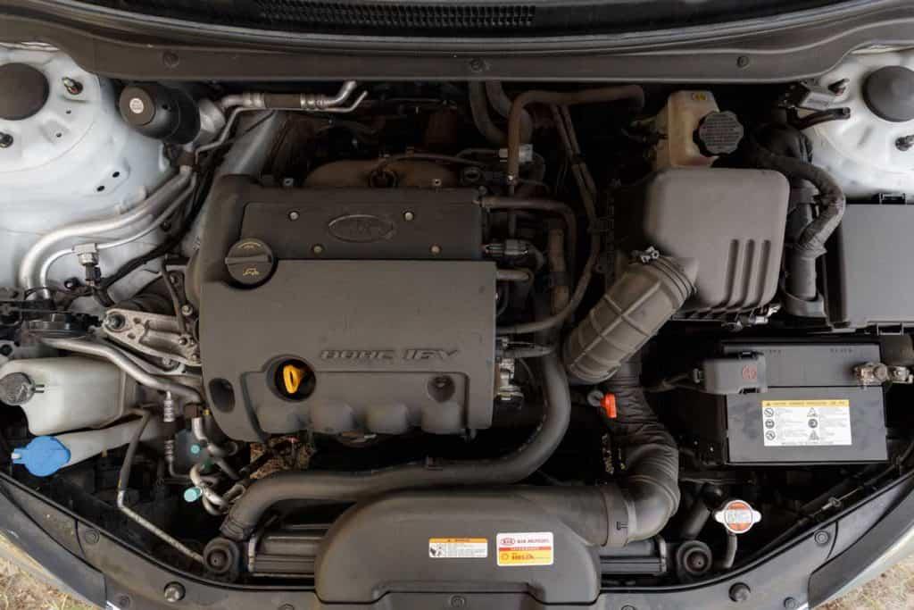 Kia Sedona Engine