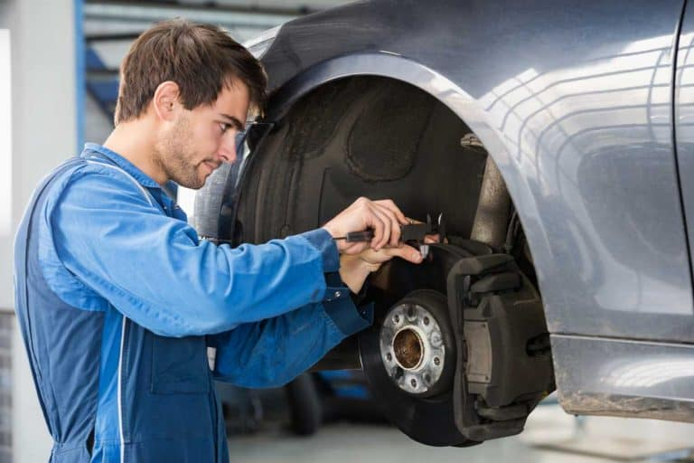 How Much Does It Cost to Get a Brake Job?