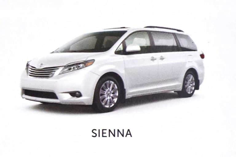 How Much Does a Toyota Sienna Cost? [2020 Edition]