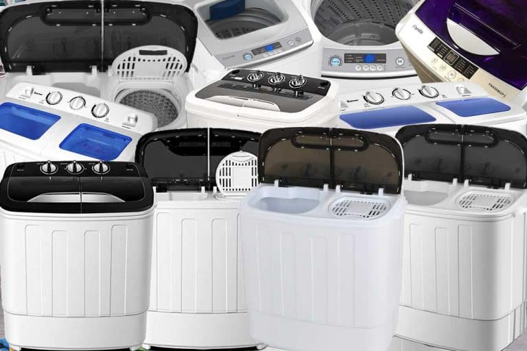 7 Best Portable Washing Machines for RVs
