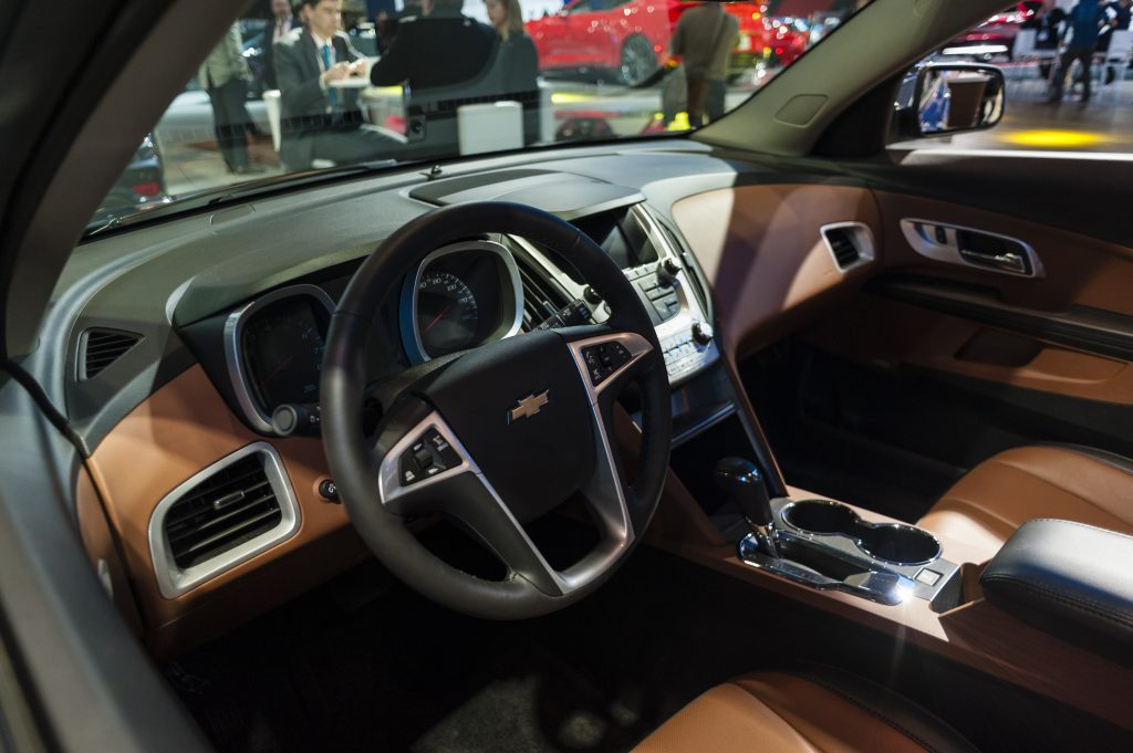 Chevy Equinox models & trim levels (include Midnight)