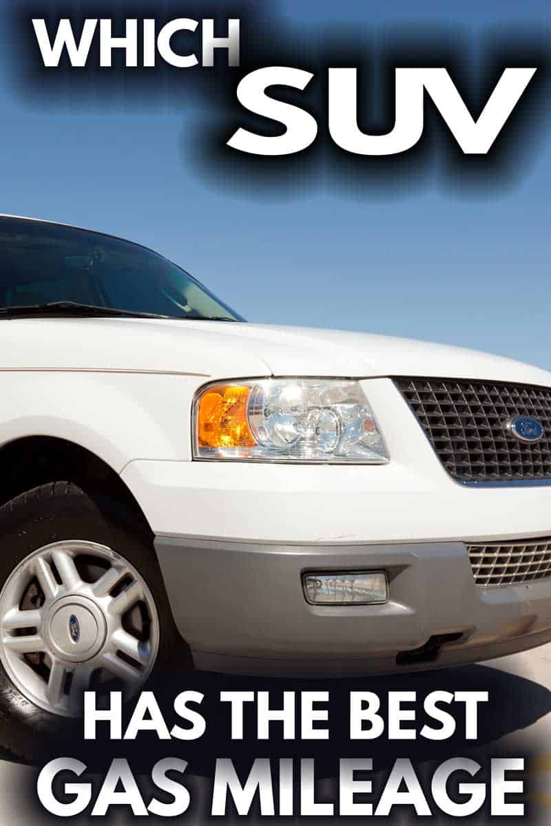 which suv has the best gas mileage