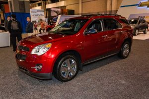 How Big Is a Chevy Equinox?