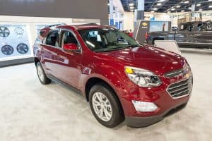 How Much Horsepower Does the Chevy Equinox Have?