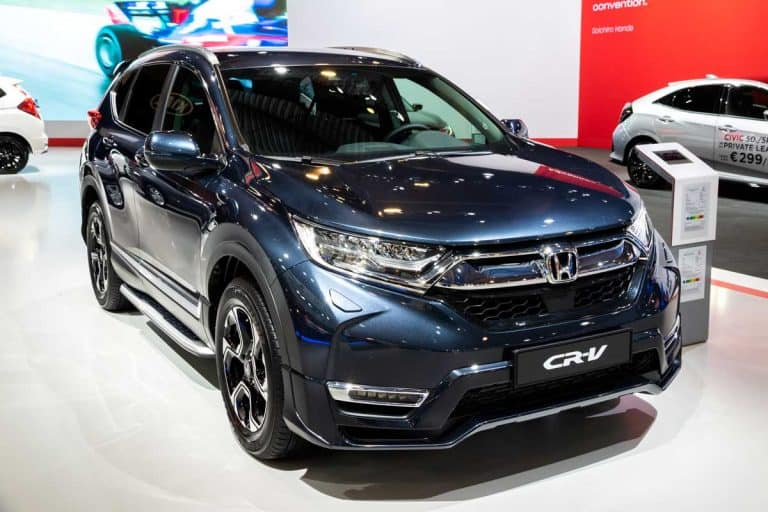 Does the Honda CR-V Have a Hybrid Version?