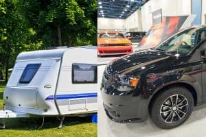 Can a Dodge Grand Caravan Tow a Travel Trailer?