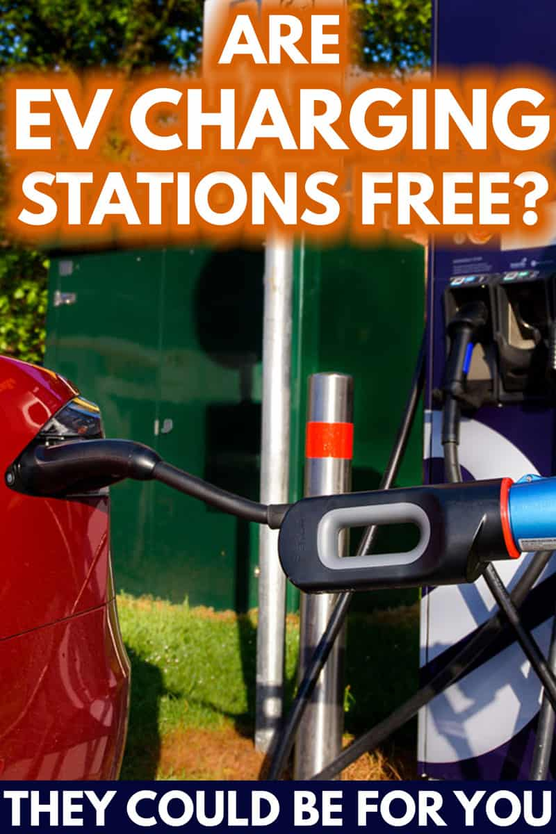 Are EV Charging Stations Free? [They could be for you!]