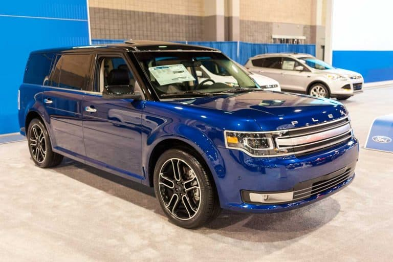 Ford Flex: What Are the Common Problems?