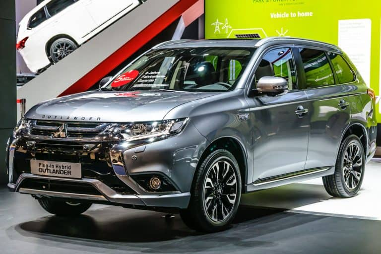 Can You Tow with a Mitsubishi Outlander PHEV?