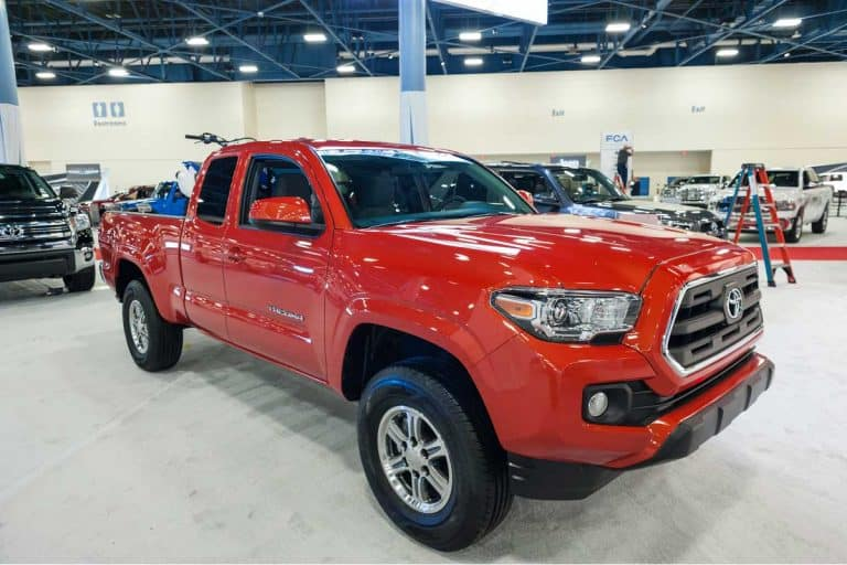 Can You Tow a Trailer with a Toyota Tacoma?