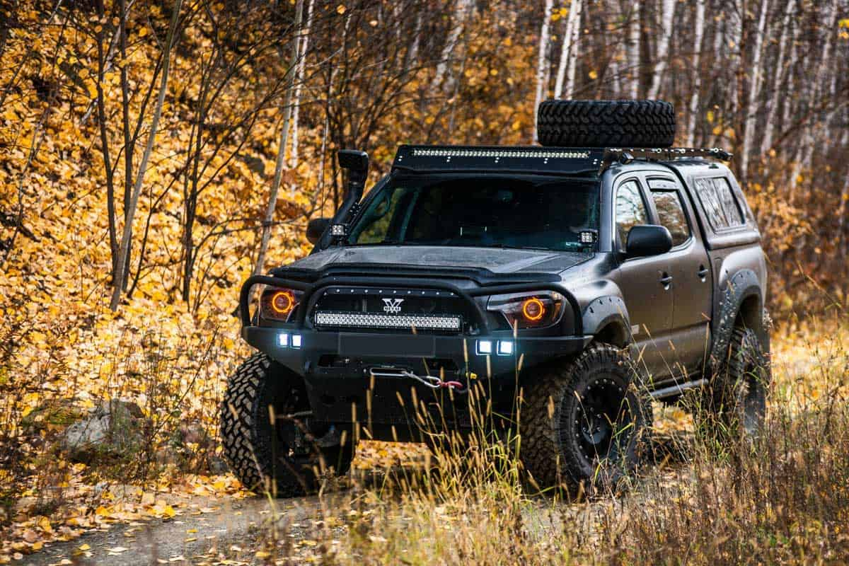 Is the Toyota Tacoma A Good Off Road Truck?