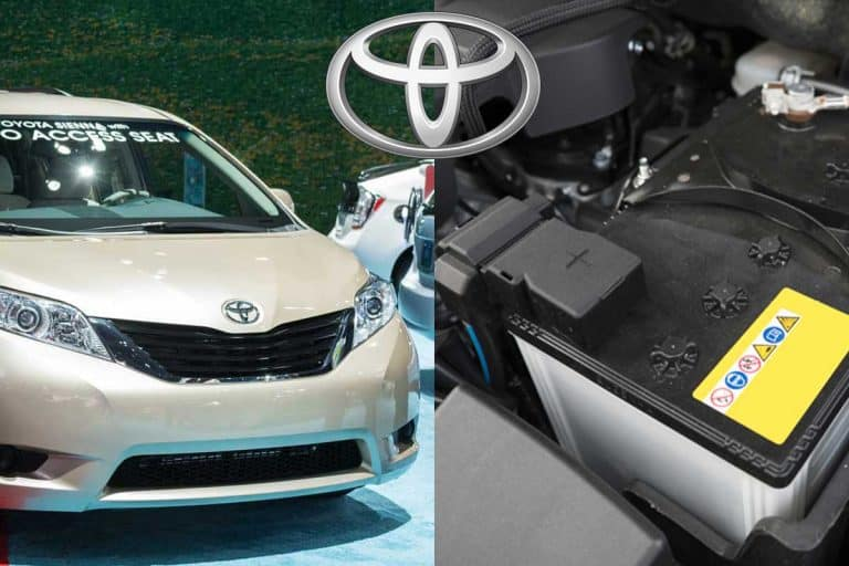 The Toyota Sienna Battery: What Owners Need to Know