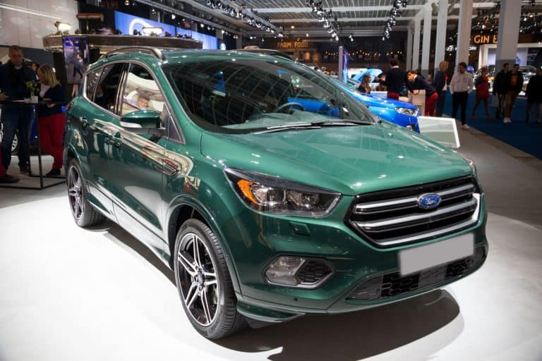Can a Ford Escape Pull a Camper?