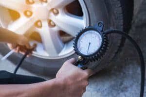 Read more about the article Driving with Low Tire Pressure (How to Do So Safely)