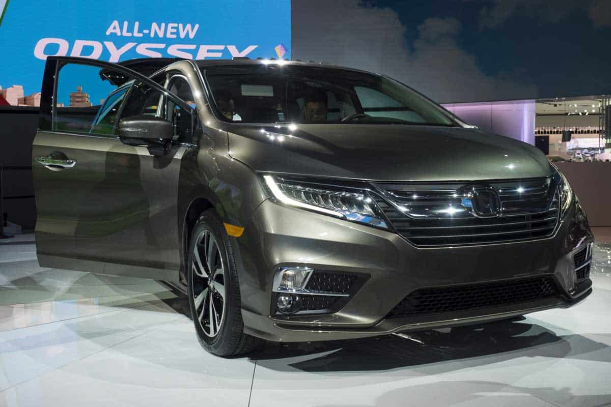 Where is the Honda Odyssey Made?