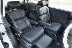 What are the Honda Odyssey Interior Dimensions?