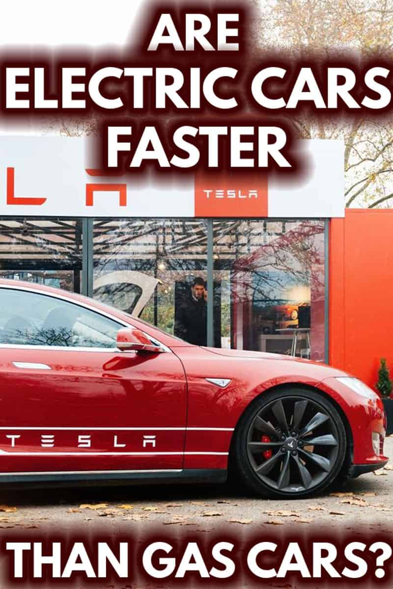 Are Electric Cars Faster Than Gas Cars?