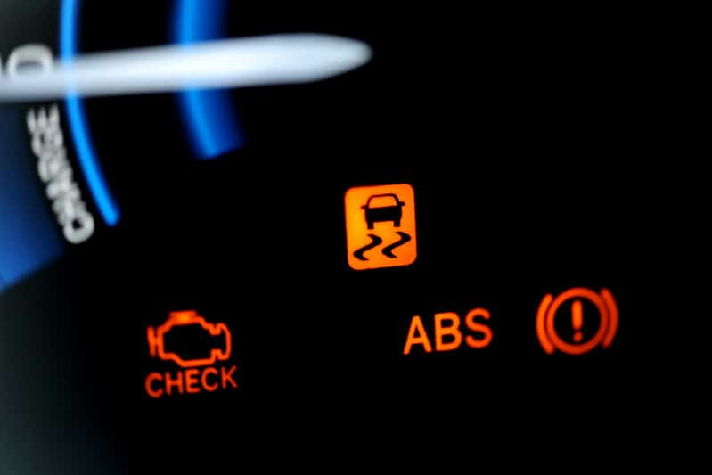 What Does The ABS Light Mean In A Car?