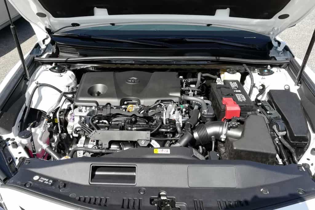 Toyota Camry engine overview