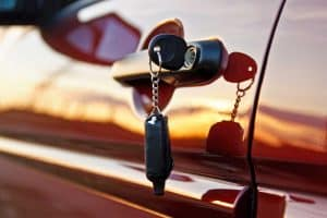 Lost Car Keys? Here's What to Do