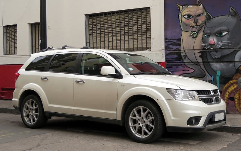 Dodge Journey on the street, Is the Dodge Journey a Van or SUV?