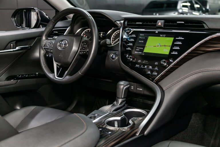 Does Toyota Camry Have Android Auto or Apple CarPlay?