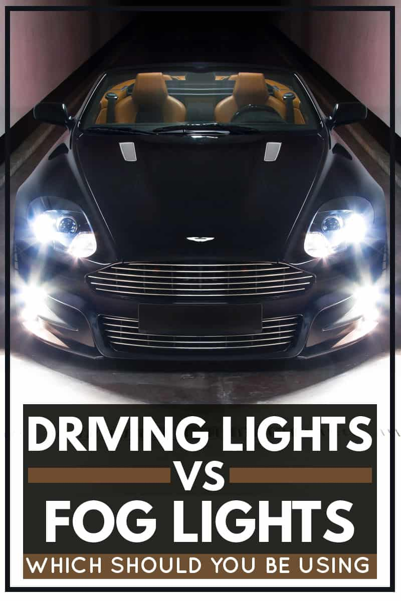 Driving Lights Vs. Fog Lights - Which Should You Be Using?