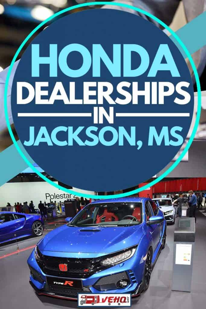 Honda Dealerships in Jackson, MS