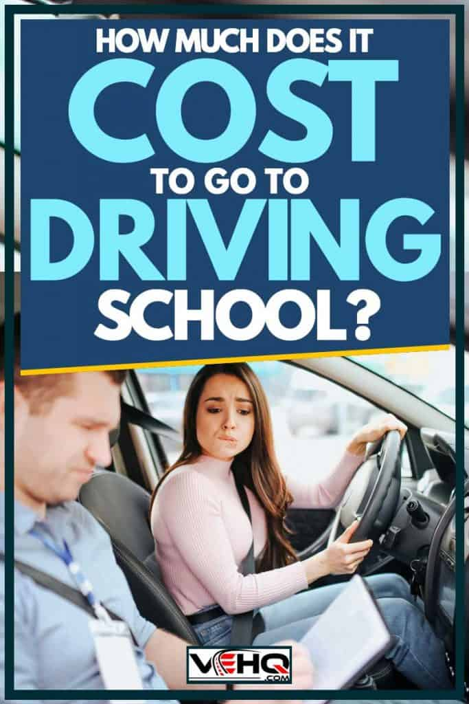 How Much Does It Cost to Go to Driving School?