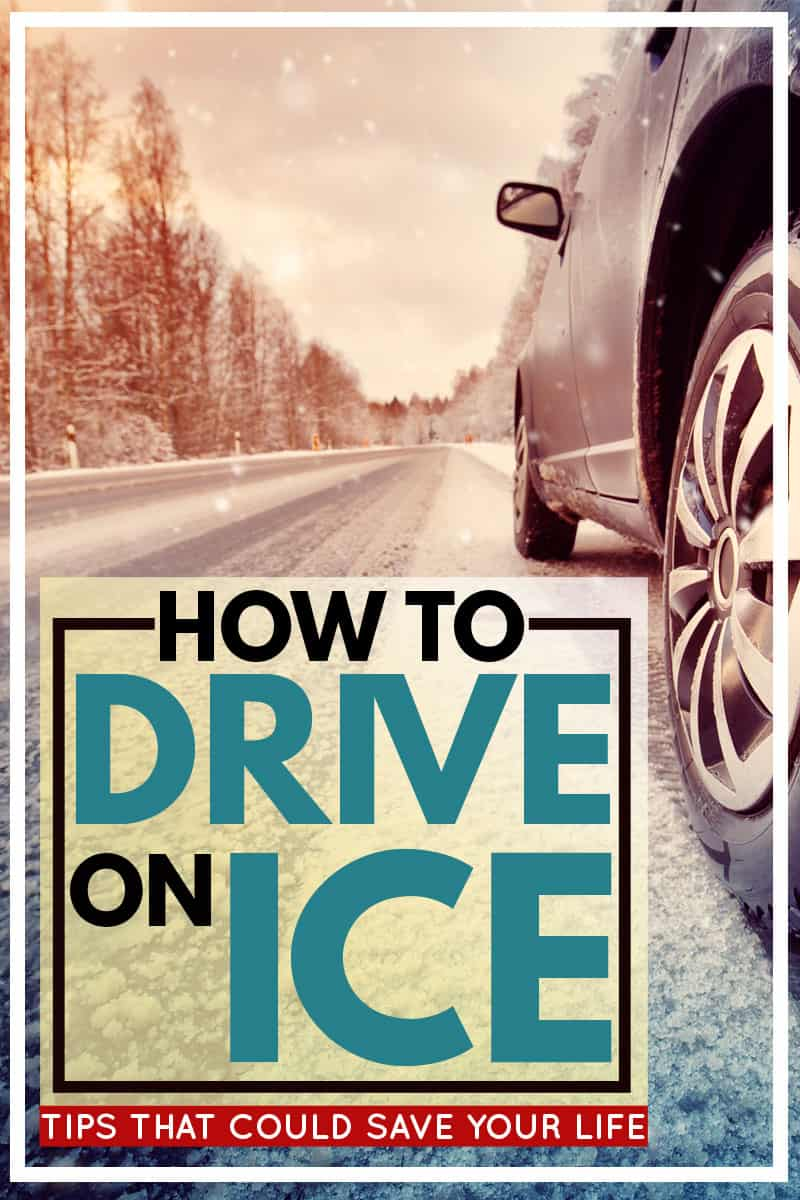How to Drive on Ice (Tips That Could Save Your Life)