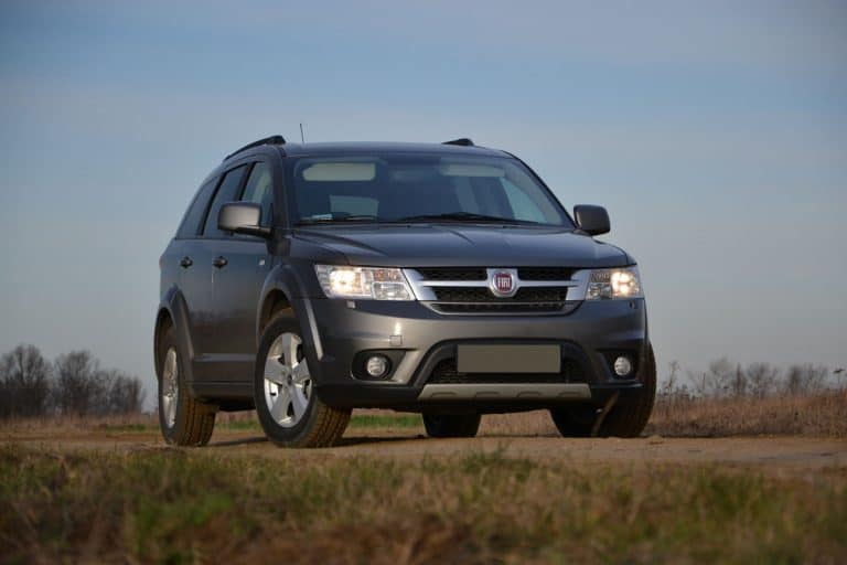 Is the Dodge Journey a Van or SUV?