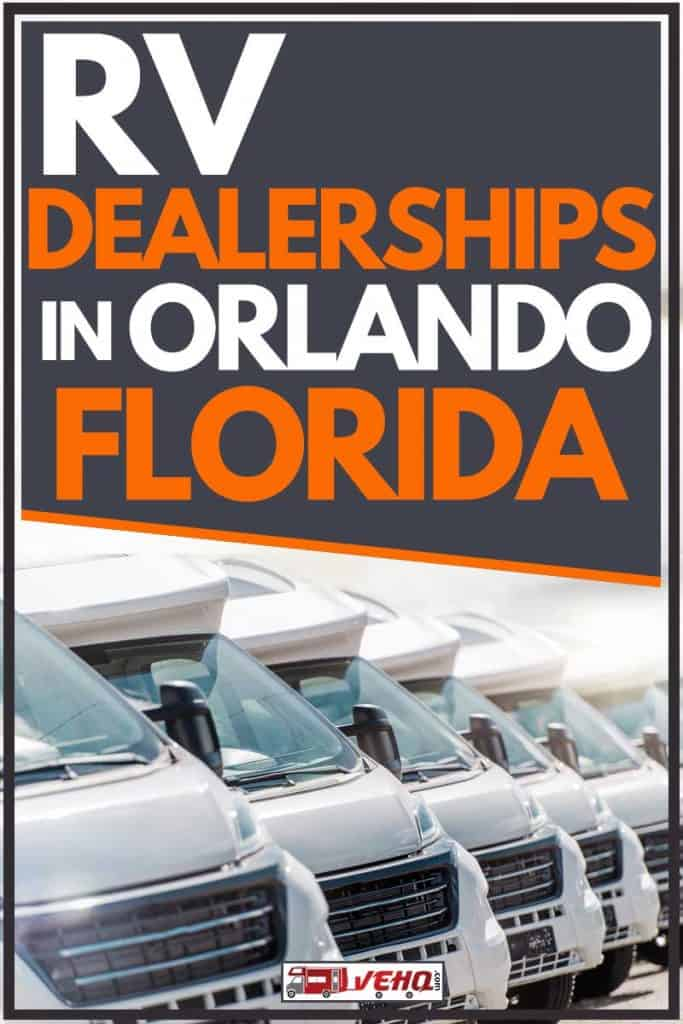 RV Dealerships in Orlando, Florida