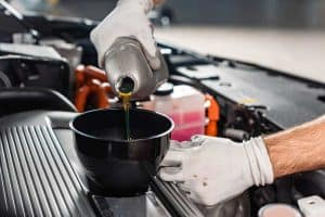 How Much Oil Does My Car Need?
