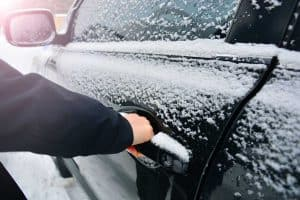 How To Unfreeze Car Doors