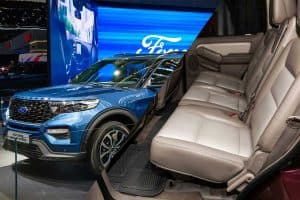 How Many Seats Does the Ford Explorer Have?