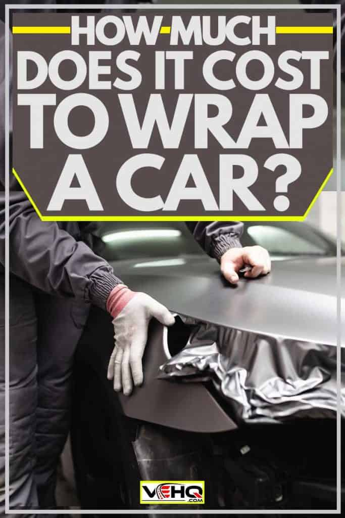 How Much Does it Cost to Wrap a Car?