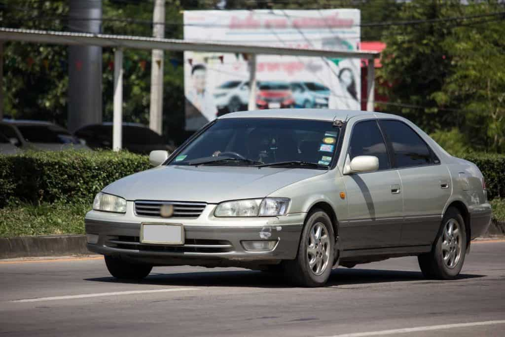 4th Generation Toyota Camry