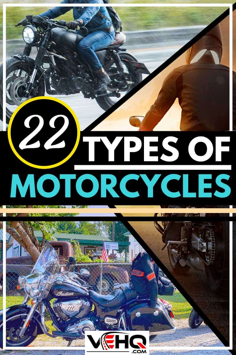 22-Types-of-Motorcycles, a stunning collage of motorcycles of different types