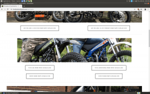Cleveland CycleWerks website product page
