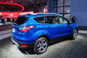 Where is the Ford Escape Made?
