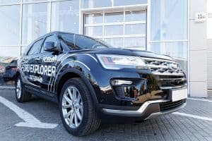 How Much Can a Ford Explorer Tow?