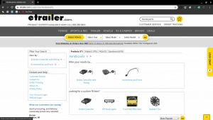 Etrailer page for Honda parts