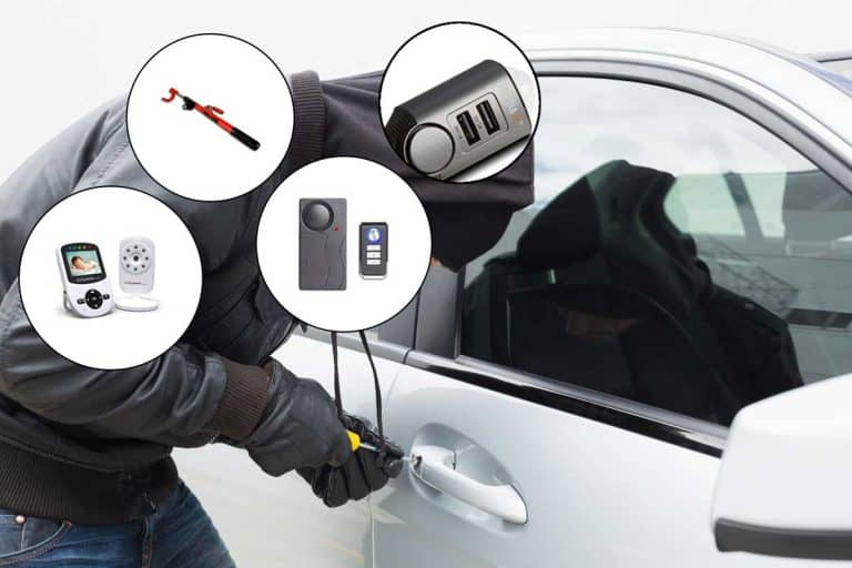 Thief breaking into car with screwdriver in broad daylight, How to Prevent Car Break-Ins [9 Actionable Tips]