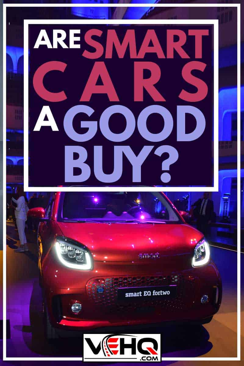Smart EQ Fortwo Cabrio IAA Messe 2019, Are Smart Cars a Good Buy?