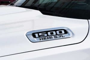 Chrysler Hemi Truck with trademark logo, 5.7 Hemi Engine Common Problems